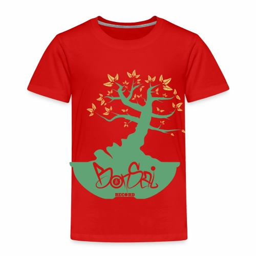 Bonsai Record - Kinder Premium T-Shirt