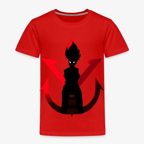 Saiyan MAN - Kids' Premium T-Shirt