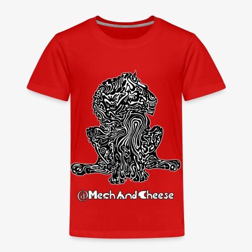 Tribal King MechAndCheese - Kinderen Premium T-shirt