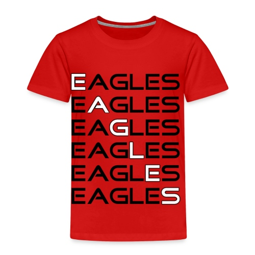 Eagles Design - Kids' Premium T-Shirt