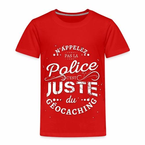 POLICE - T-shirt Premium Enfant