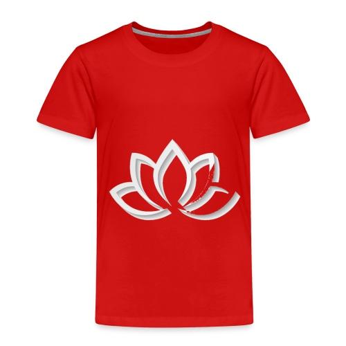 vloggis - flower - Premium-T-shirt barn