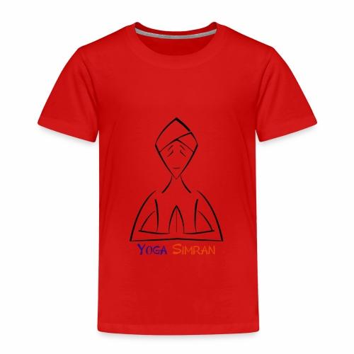 Yoga Simran - Kids' Premium T-Shirt