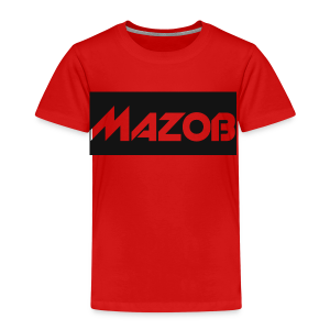 Mazob_Shirt_Design - Kids' Premium T-Shirt