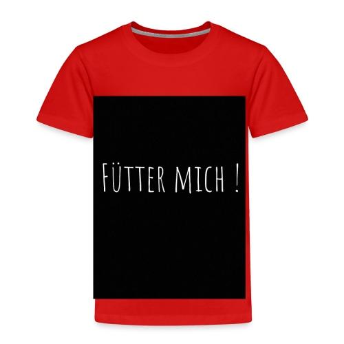 Fütter mich - Kinder Premium T-Shirt