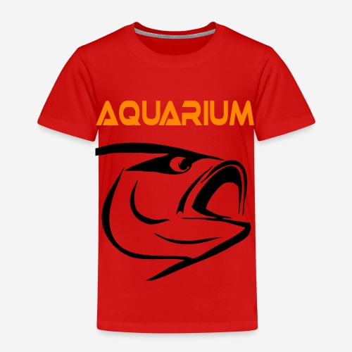 Aquarium fish keepers - Kinderen Premium T-shirt