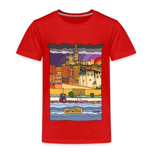 Marseille mon amour - T-shirt Premium Enfant