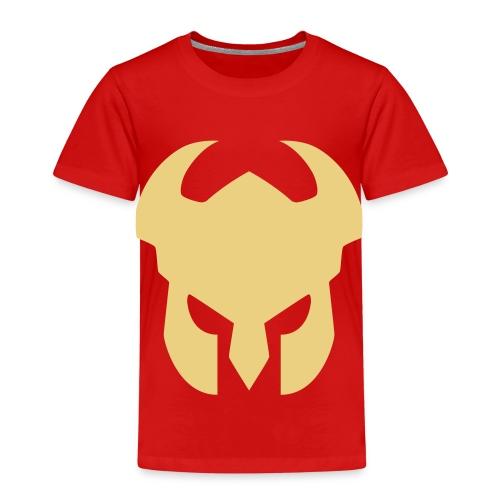 CFH Hjelm - Premium T-skjorte for barn