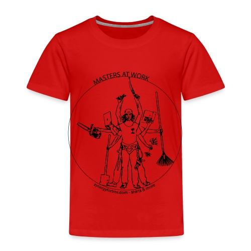 Tree vinci - Kids' Premium T-Shirt