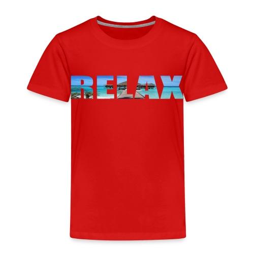Relax - T-shirt Premium Enfant