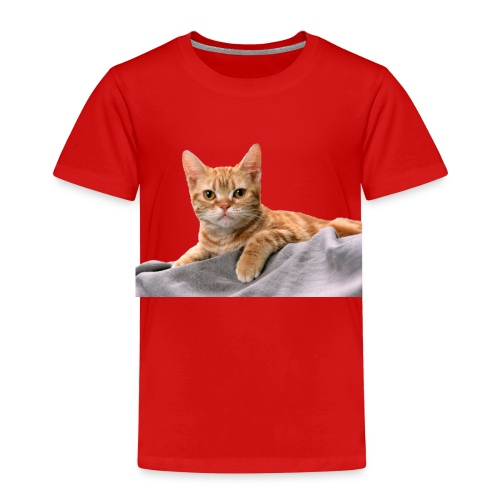 Cuddly Cute Kitty Cat - Kids' Premium T-Shirt