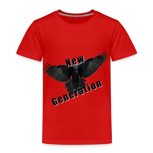 new generation - Kinderen Premium T-shirt