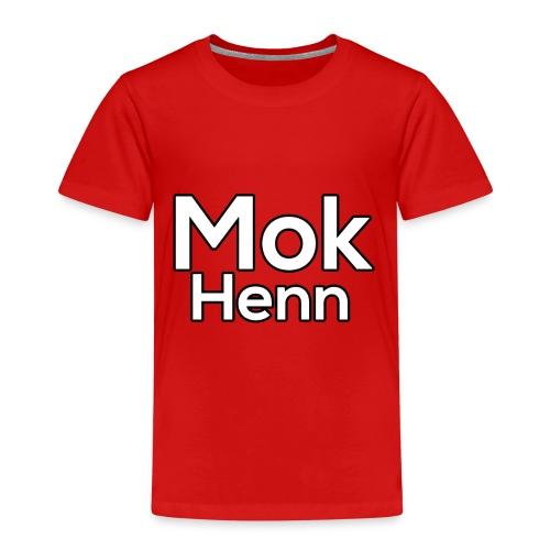 Mok Henn - Kinderen Premium T-shirt