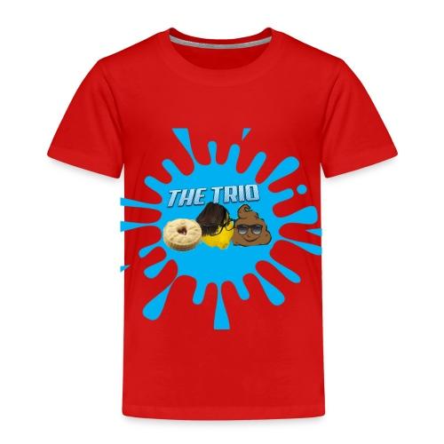 The Trio (Zak O'Leary) - Kids' Premium T-Shirt