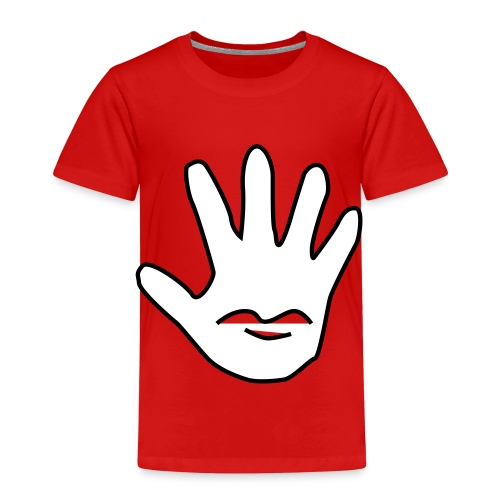 Talk to the Hand - Premium T-skjorte for barn