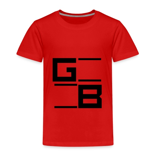 logo gwn besher - Kinderen Premium T-shirt