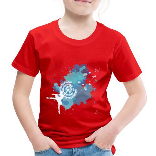 DANCER DANDELION - Maglietta Premium per bambini