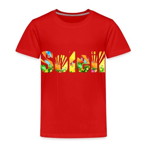 vacances ensoleillées - T-shirt Premium Enfant