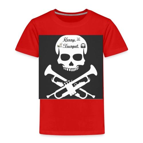 Kenny-Trumpet - Kinder Premium T-Shirt
