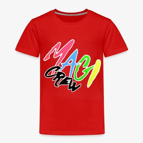 Magi Merch - Premium-T-shirt barn