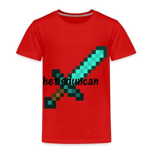 minecraft shirts - Kinderen Premium T-shirt
