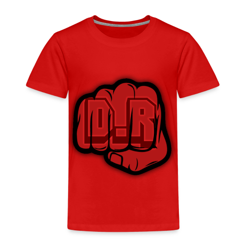 DigitalRelic Big Fist Logo - Premium-T-shirt barn