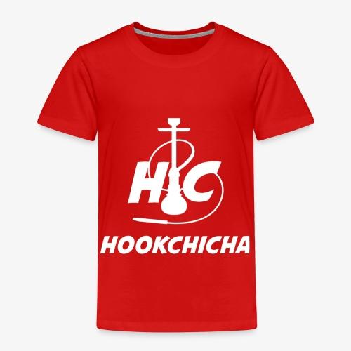 Design Officiel de la team HookChicha - T-shirt Premium Enfant