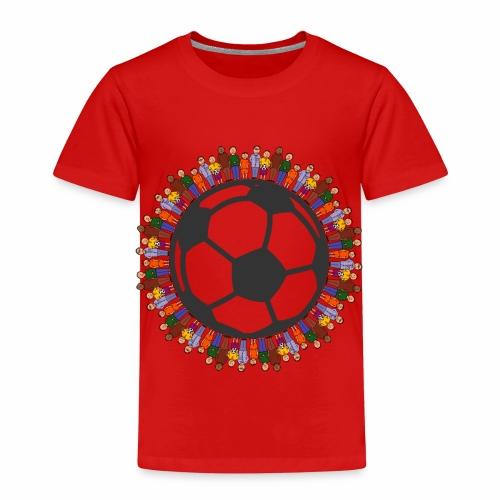 One world one sport - Kinder Premium T-Shirt