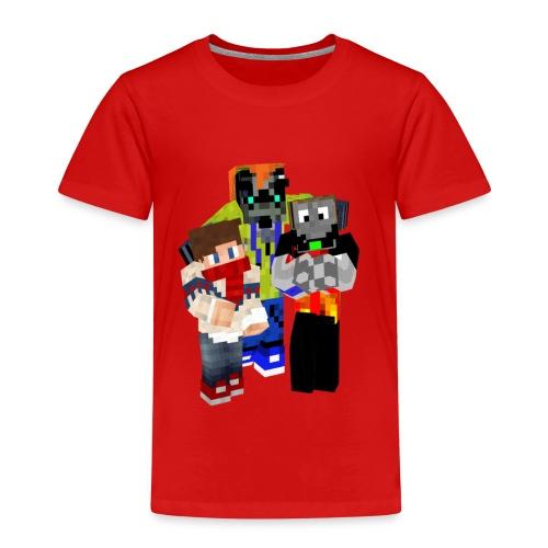 Youtube Paladins Trio - Kinder Premium T-Shirt