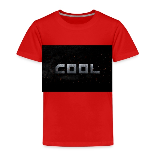 COOL einfach COOL - Kinder Premium T-Shirt