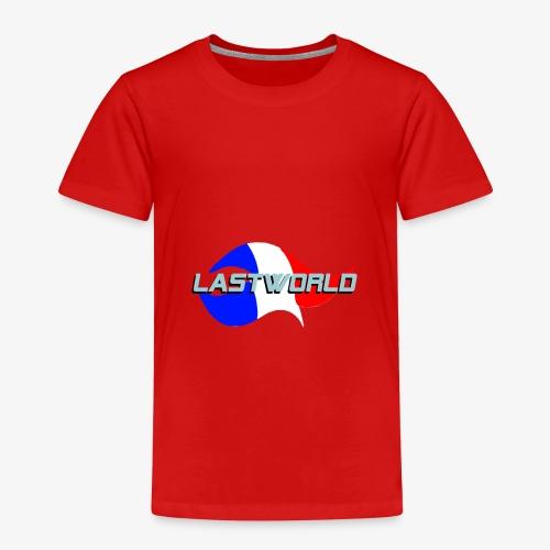 Collection LastWorld Drapeau Français - T-shirt Premium Enfant