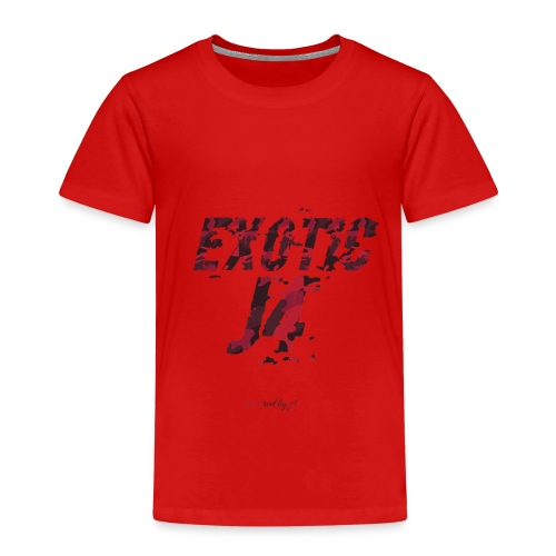 EXOTIC j4 collection - Kids' Premium T-Shirt