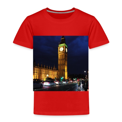 Big Ben - Kids' Premium T-Shirt