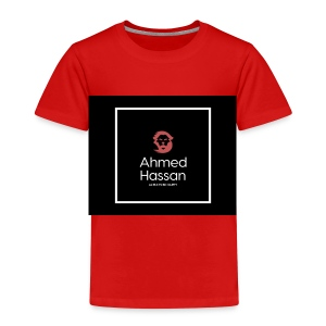 Ahmed Hassan Merch - Kids' Premium T-Shirt