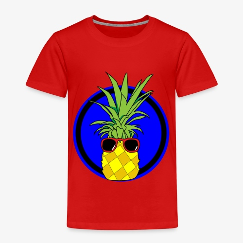 Cool pineapple - Kids' Premium T-Shirt