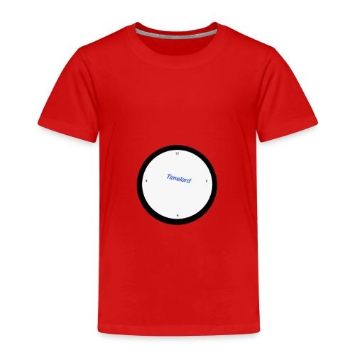 Timelord - Kinder Premium T-Shirt