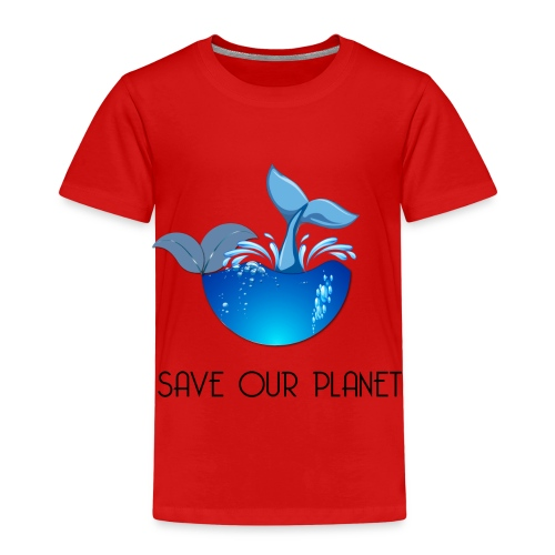 Save our planet - Kids' Premium T-Shirt