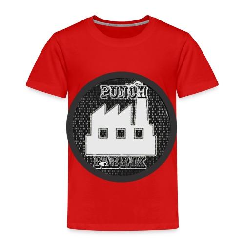 PunchFabrik Logo - Kinder Premium T-Shirt