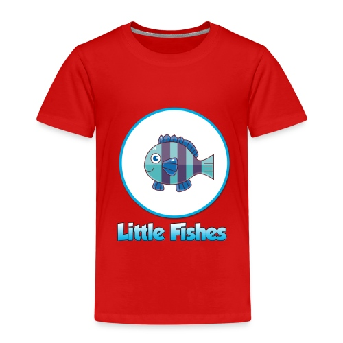 Little Fishes Logo - Kids' Premium T-Shirt