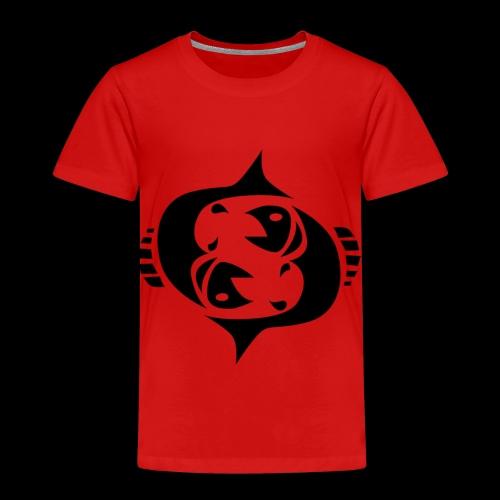 STERNZEICHEN FISCH - Kinder Premium T-Shirt