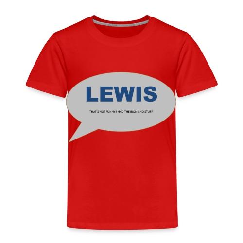 LEWIS - Kids' Premium T-Shirt
