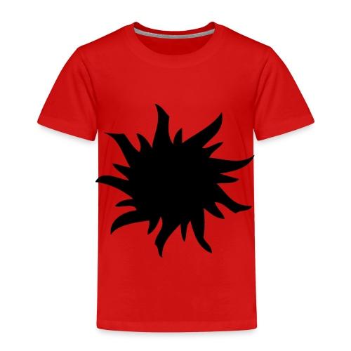Logo black - Premium-T-shirt barn