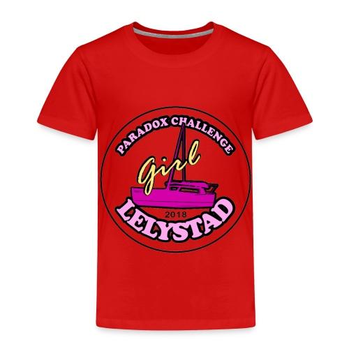 PCL girl - Kinderen Premium T-shirt