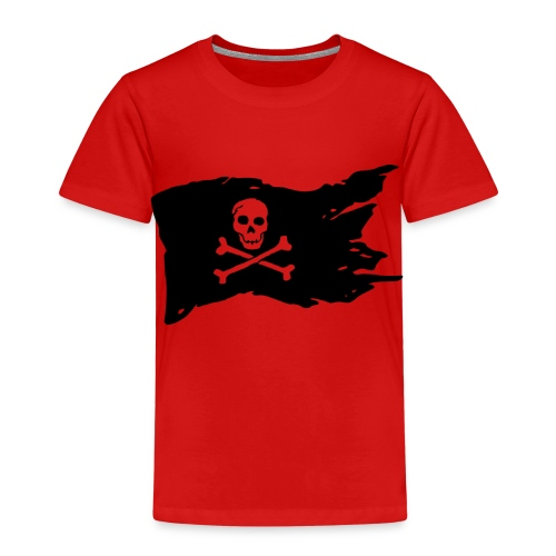 Piratenflagge - Kinder Premium T-Shirt