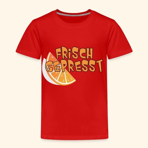 Frisch Gepresst - Kinder Premium T-Shirt