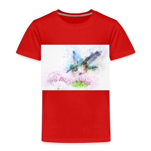 bird - Kinder Premium T-Shirt