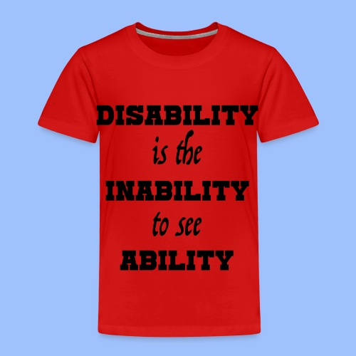 Ability4 - Kids' Premium T-Shirt