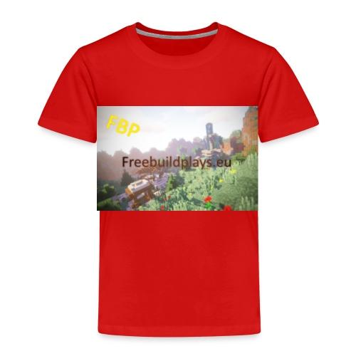 freebuildplays - Kinder Premium T-Shirt