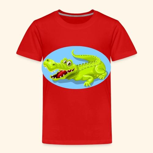 crocodile - T-shirt Premium Enfant