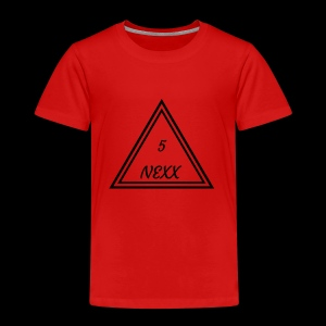 5nexx triangle - Kinderen Premium T-shirt